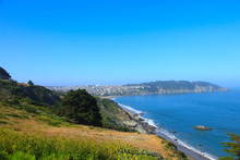 Golden Gate National Recreation Area In San Francisco, United States