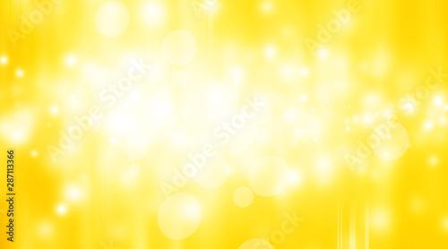 Photo  Golden sparkle blur abstract background