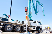 Hydraulic Support For Truck Co...
