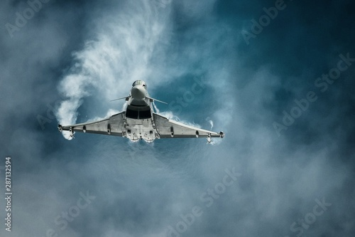 Eurofighter Typhoon Wallpaper Mural