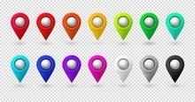Map Location Pointer 3d Arrow....