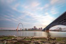 St. Louis, Missouri, USA Downt...