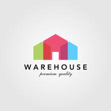 Modern Warehouse Barn Building...