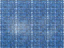 Seamless Texture Of Solar Pane...