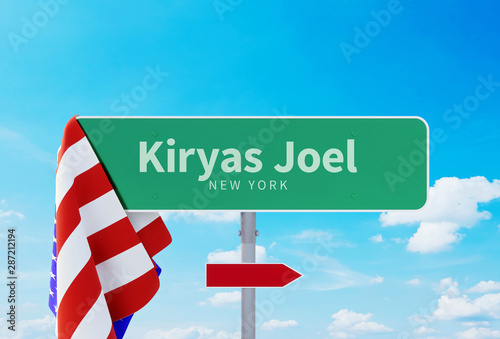 Kiryas Joel – New York фототапет