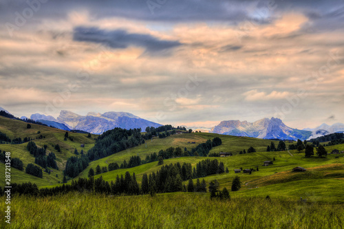Fototapeta Dolomites - Italy obraz na płótnie