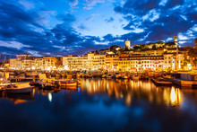 Cannes Aerial Panoramic View, ...