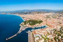 Nice Aerial Panoramic View, Fr...