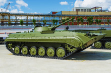 BMP-1 Is A Soviet Amphibious I...