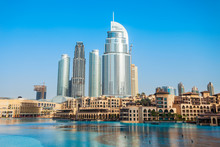 Address Downtown Hotel In Dubai