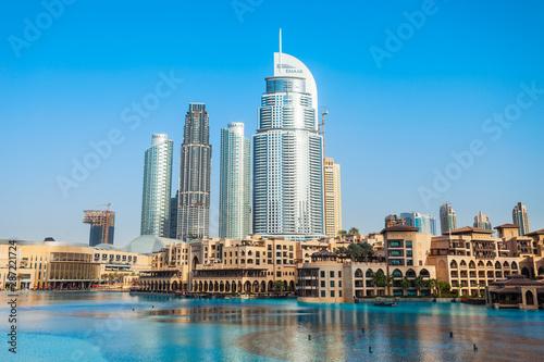 Cuadros en Lienzo  Address Downtown Hotel in Dubai