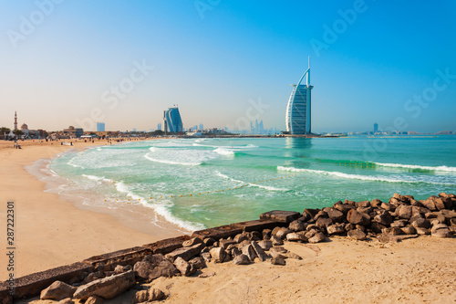 Photo  Burj Al Arab luxury hotel, Dubai