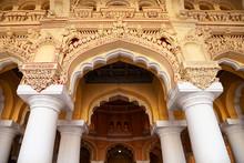 Thirumalai Nayak Palace In Madurai
