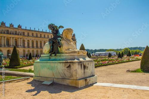Gardens of Versailles famous landmark