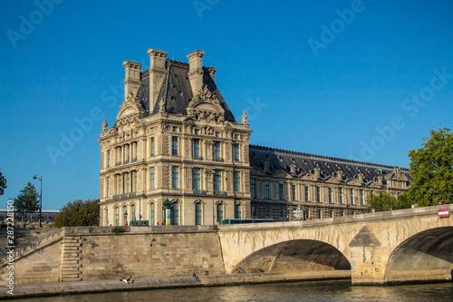 The Louvre - Paris landmark