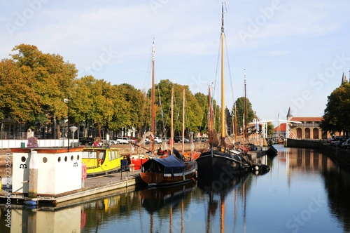 Photo  Zierikzee (Zélande- Pays-Bas)