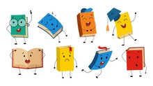Funny Books Characters Collect...