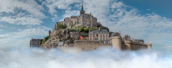 El Mont Saint Michel