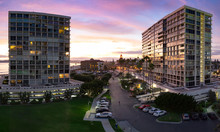 Panorama Of Hotel Del Coronado...