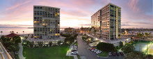 Hotel Del Coronado At Sunset, ...