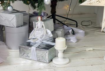 Beautiful present for dancer girl. Ballerina present for new year