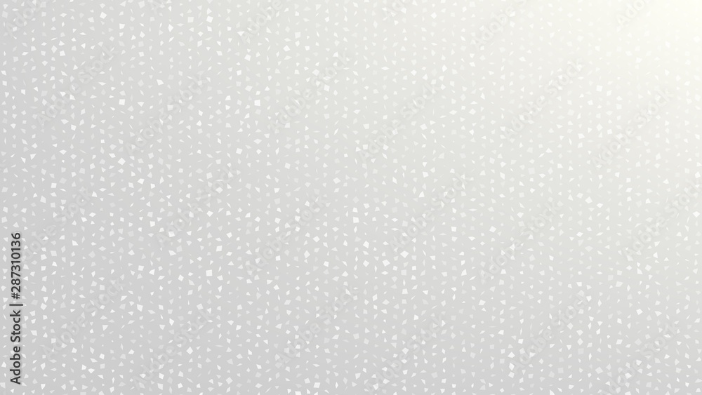 Fototapeta Blurred background. Geometric elements pattern. Abstract gray gradient design. Texture background. Landing blurred page. Geometric shapes pattern. Vector