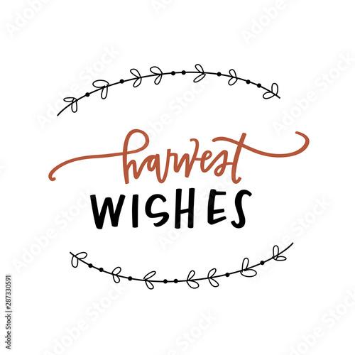 Fotografia  Harvest Wishes