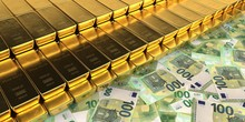 100 Euro Geldscheine Mit 1kg G...