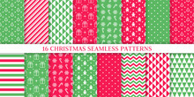 Christmas Pattern. Xmas New Ye...