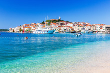 Primosten, Croatia.