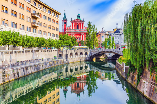 Photo Ljubljana, Slovenia.