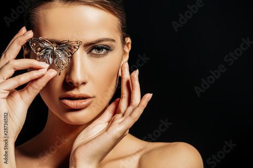Foto exquisite jewelry brooch