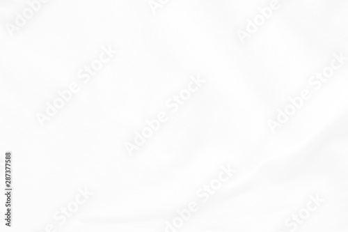Cuadros en Lienzo  White cloth background abstract