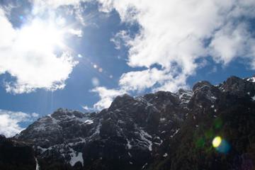 peaks and mountains of nahuel huapi national park, San Carlos de Bariloche