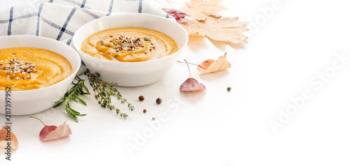 Cuadros en Lienzo Autumn food background