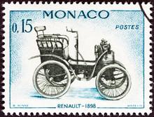 Renault, 1898 (Monaco 1961)