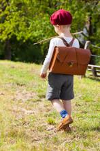 Rural Way To School / Cute Lit...