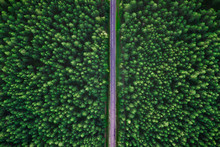 Highway From Above