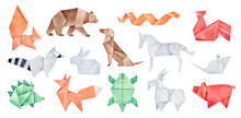 Big Pack Of Various Folded Ori...