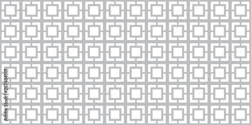 Tela Breeze Block Pattern | Decorative Concrete Block Wallpaper