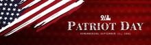 September 11, Patriot Day Back...
