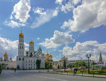 Ivan The Great Bell Tower In ...