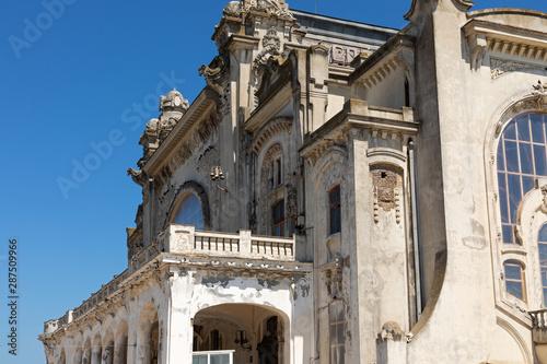 Fotografie, Tablou  Casino in Constanta at the Black Sea harbor