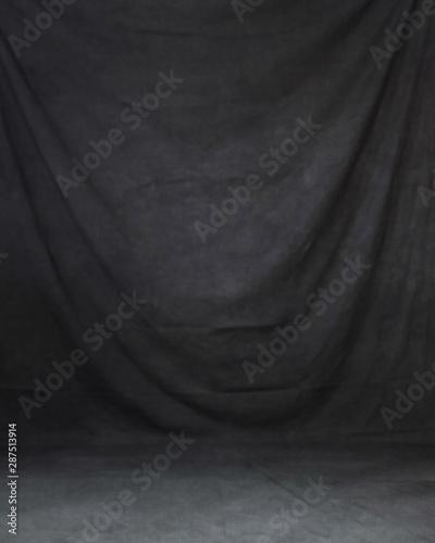 Background Studio Portrait Backdrops Photo 4K Canvas Print
