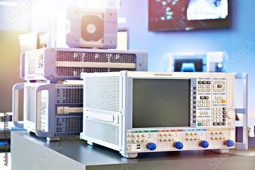 Photo Vector network analyzer