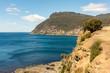 Coastline of Maria Island, Tasmania, Australia