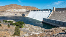 The Grand Coulee Dam On The Co...
