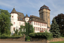 Martinsschloss, Martinsburg In...