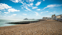 Eastbourne Seafront And Pier, ...