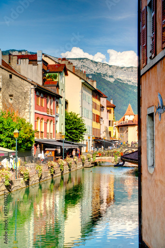 Annecy, France Wallpaper Mural